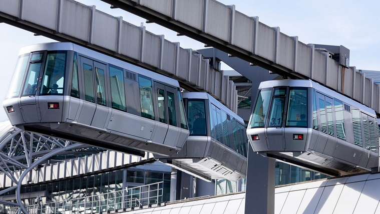 Skytrain am Airport